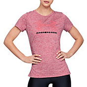 Under Armour Women's Tech Sportstyle Logo Graphic T-Shirt