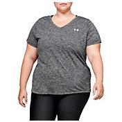 Under Armour Women's Plus Size Tech Twist T-Shirt