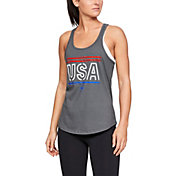 Under Armour Women's Freedom USA Tank Top