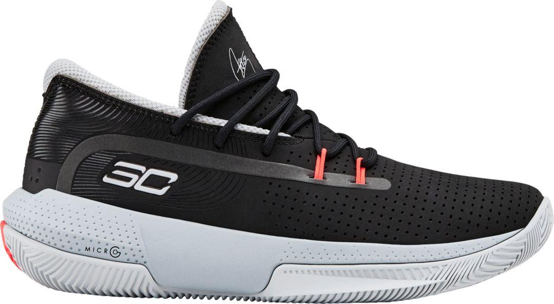 buy online d696d cae65 Under Armour Kids' Grade School Curry 3Zero Basketball Shoes ...