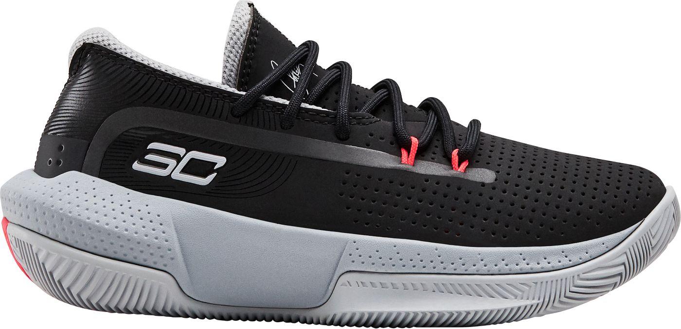Under Armour Kids' Preschool Curry 3Zer0 3 Basketball Shoes