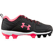 Under Armour Kids' Leadoff Baseball Cleats