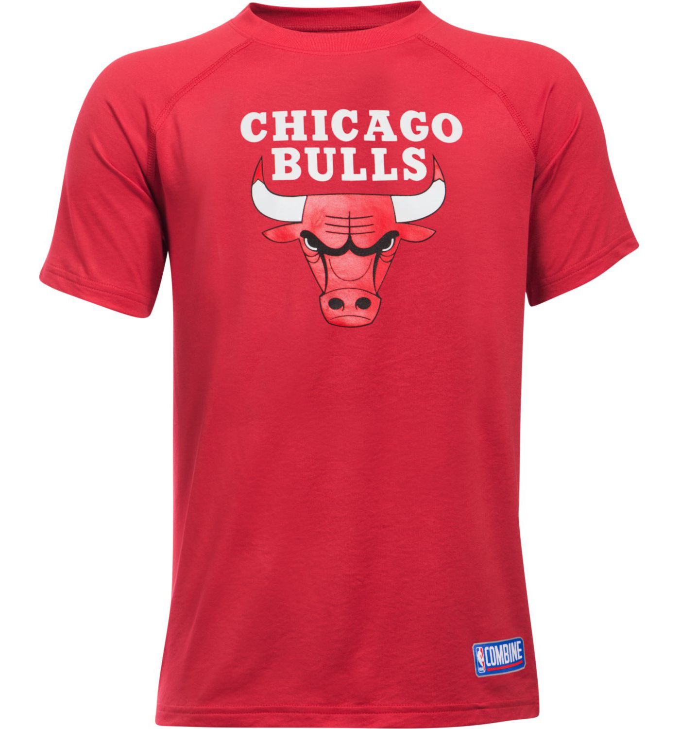 Under Armour Youth Chicago Bulls Performance T-Shirt