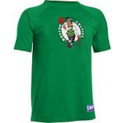 Under Armour Youth Boston Celtics Performance T-Shirt