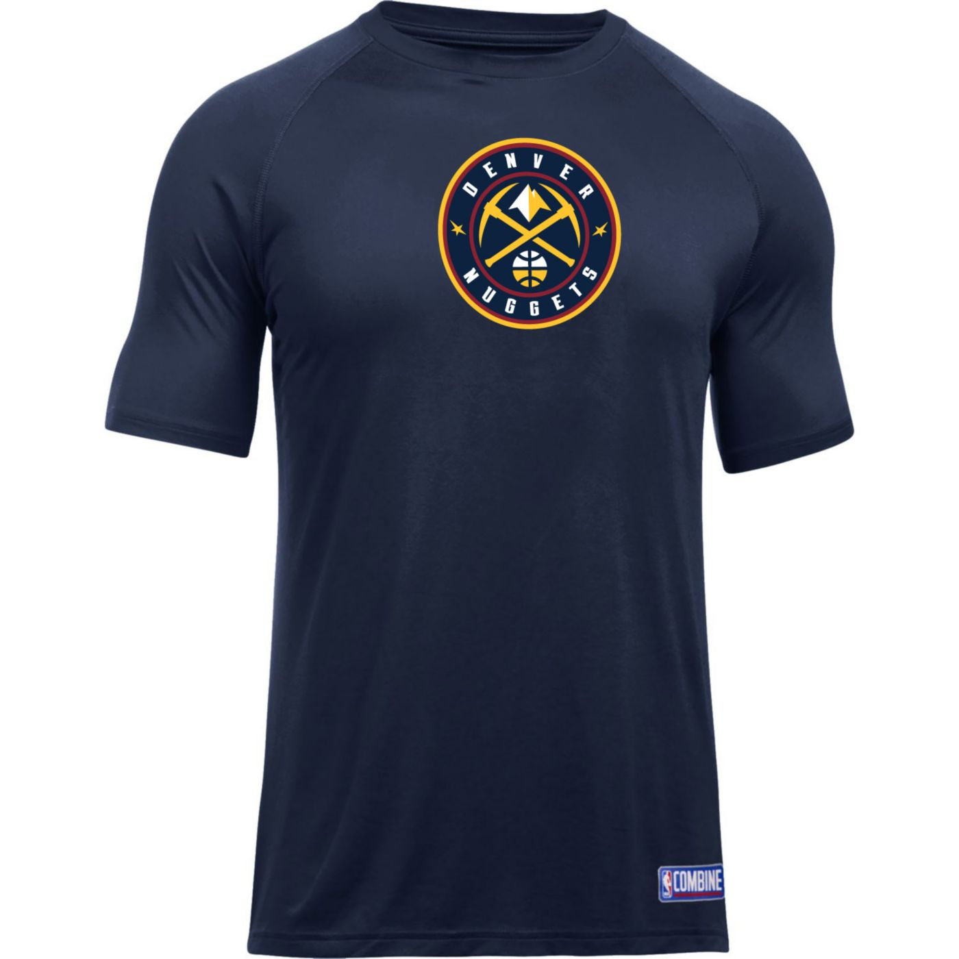 Under Armour Youth Denver Nuggets Performance T-Shirt