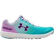 Under Armour Kids' Grade School Surge RN Prism Running Shoes
