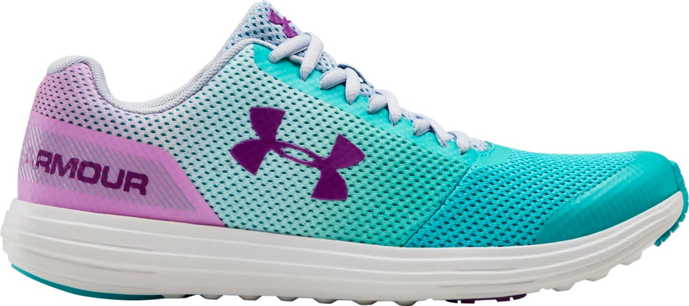 Under Armour Kids' Grade School Surge RN Prism Running Shoes