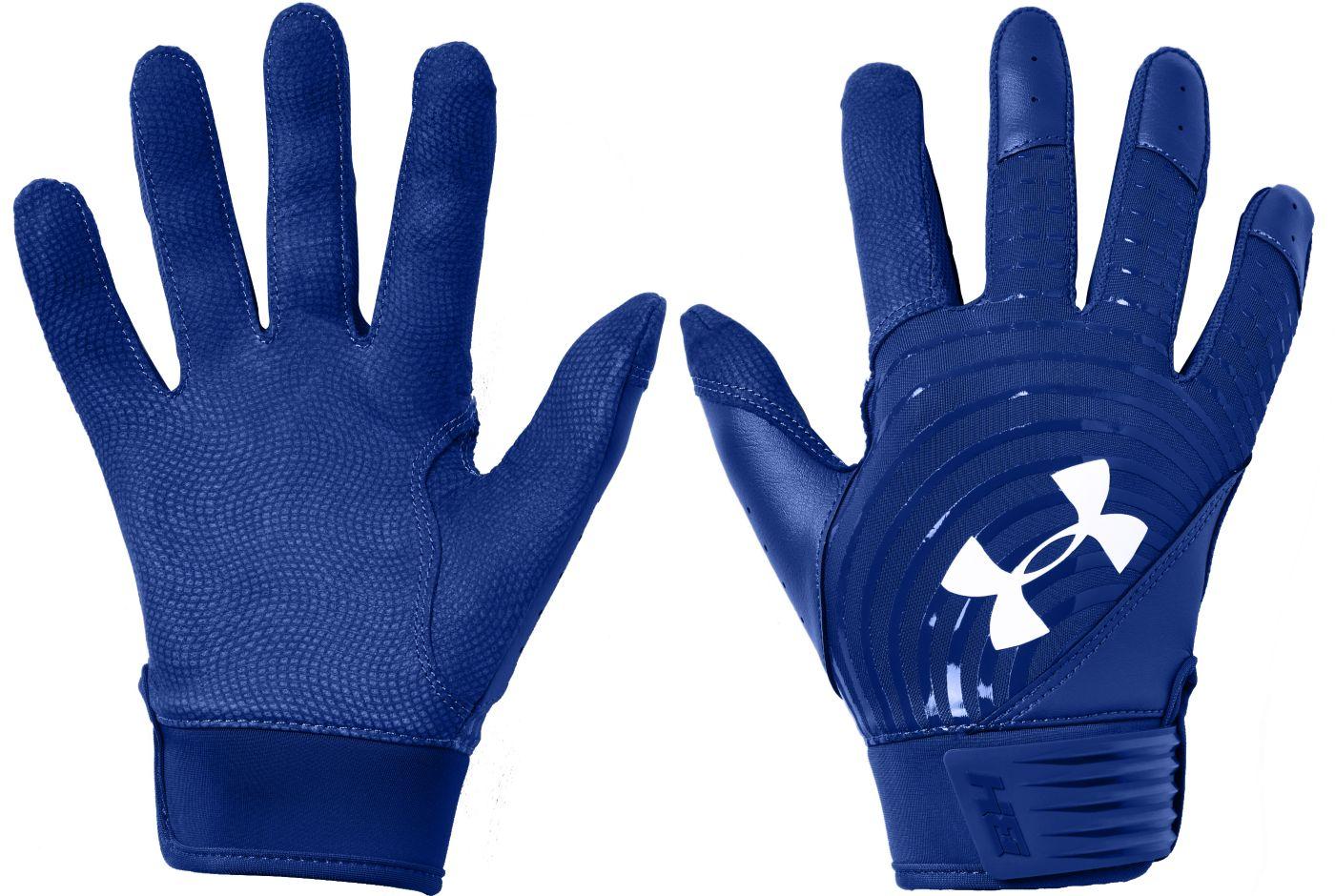 Under Armour Youth Harper Hustle Batting Gloves 2020