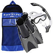 Aqua Lung Sport Adult Compass Snorkeling Set