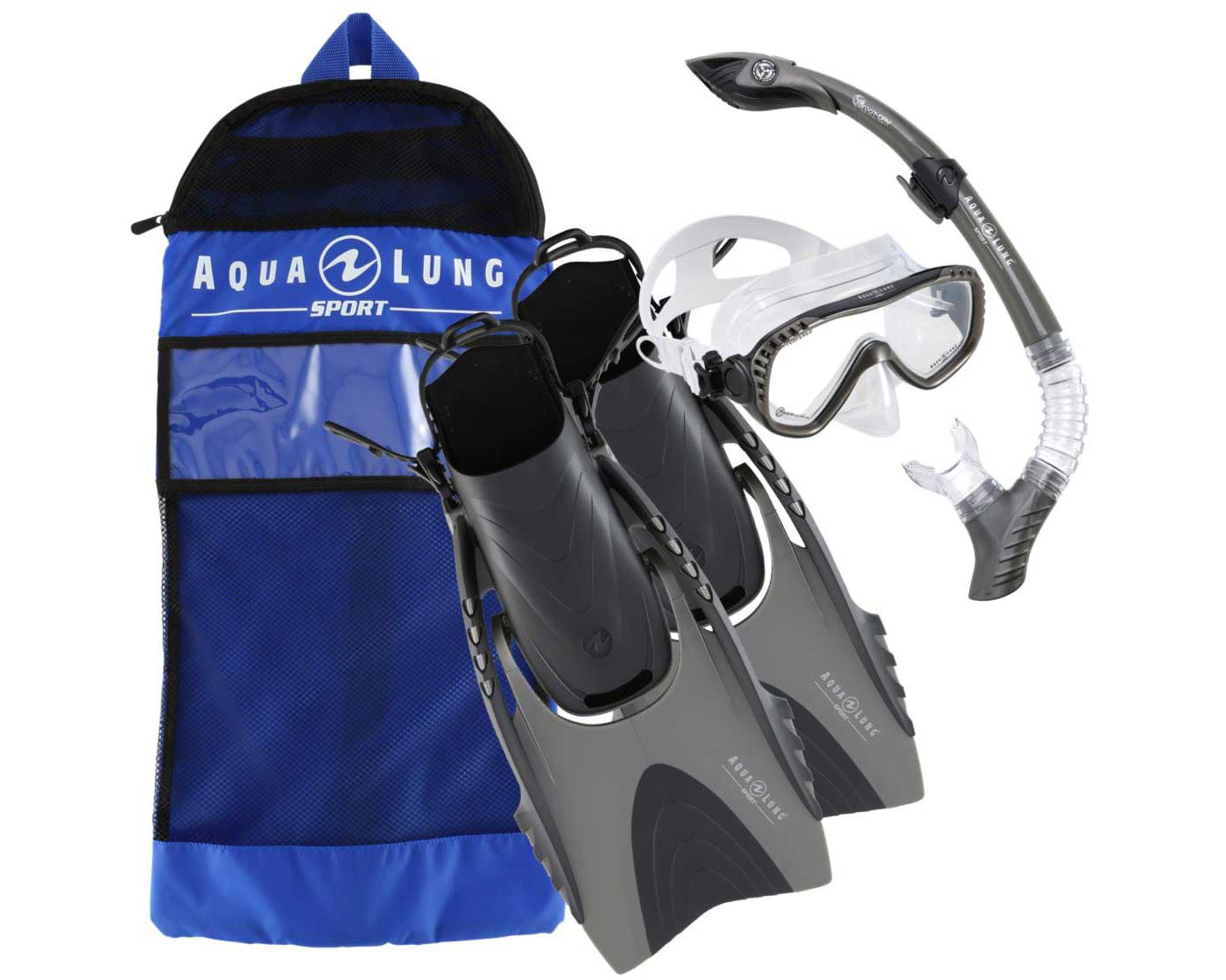 Aqua Lung Sport Adult Compass Snorkeling Set
