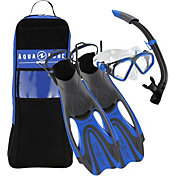 Aqua Lung Sport Adult Hawkeye Snorkeling Set
