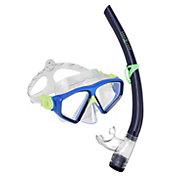 Aqua Lung Sport Adult Saturn Snorkel Combo