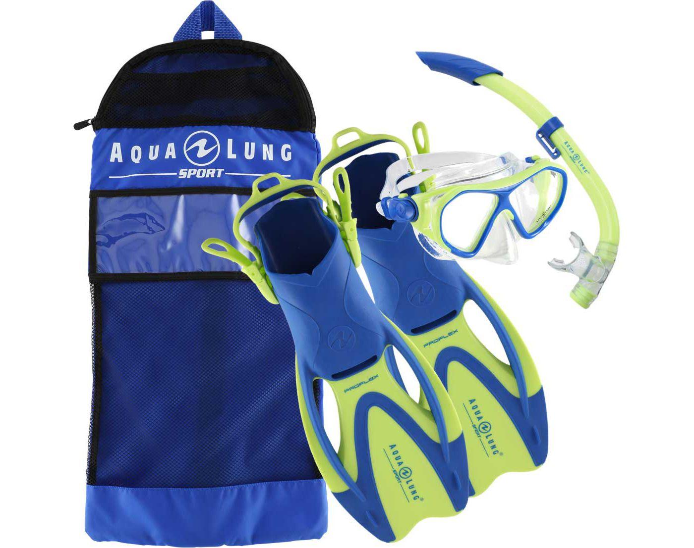 Aqua Lung Sport Youth Urchin Snorkeling Set