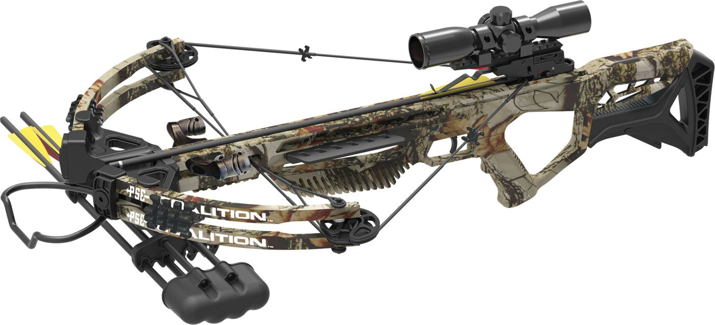 PSE Coalition Crossbow Package - 380 fps