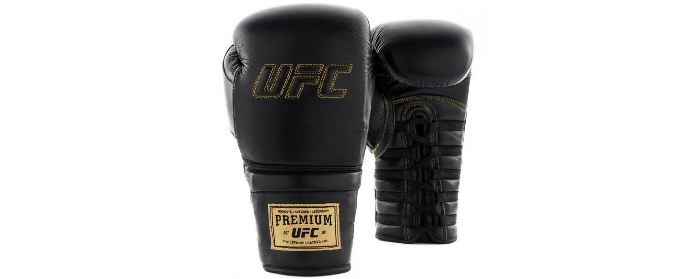 UFC Pro Champ Lace Up Stand Up Training Glove