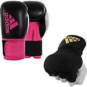 adidas Women's Hybrid 100 Maya Boxing Gloves Kit