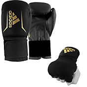 adidas Speed 50 Boxing Gloves Kit