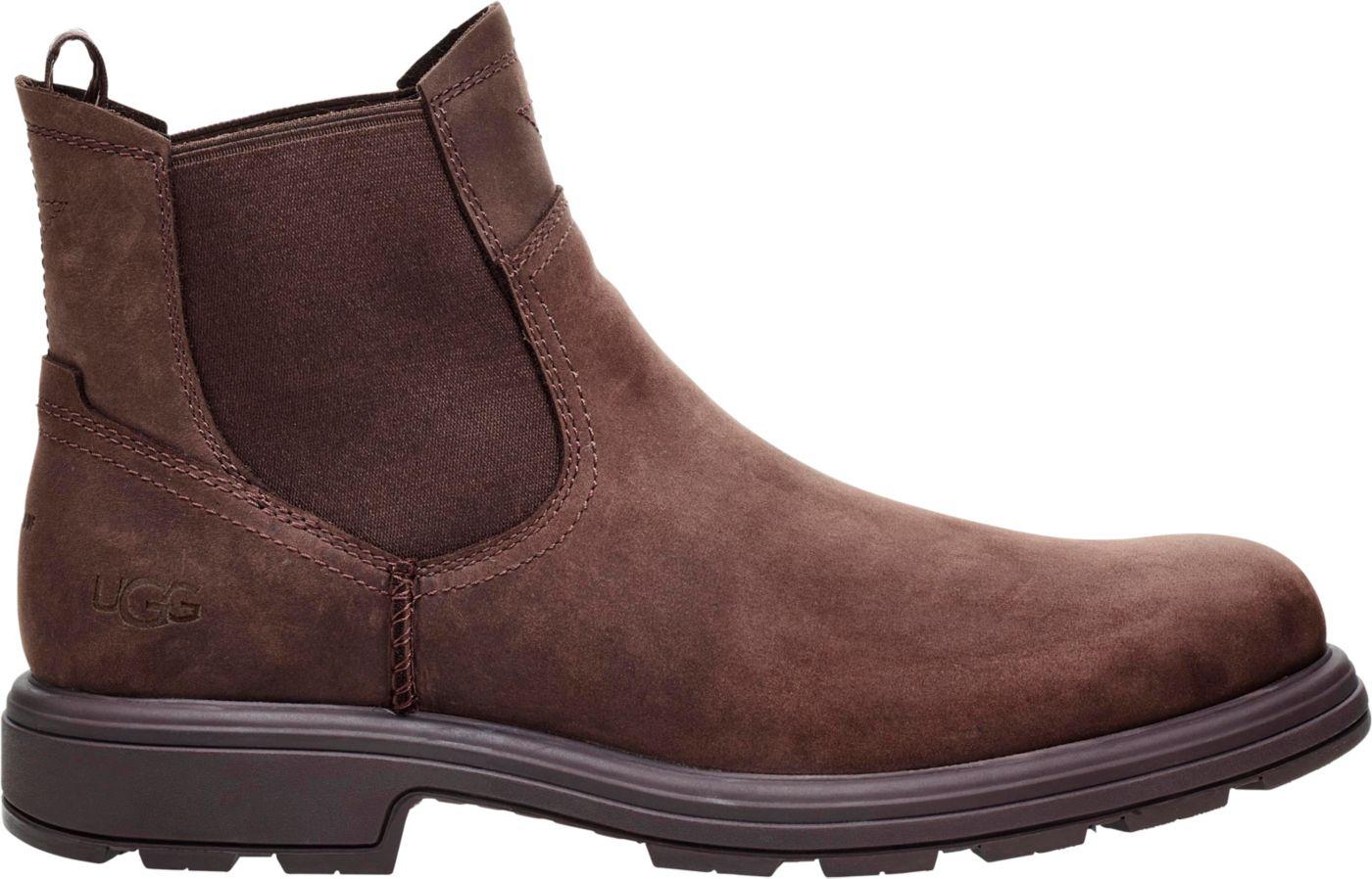 UGG Men's Biltmore Chelsea Waterproof Winter Boots