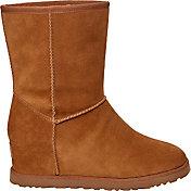 UGG Women's Classic Femme Short Sheepskin Boots