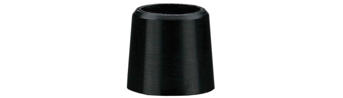 """The GolfWorks .335"""" Black Wood Ferrules – 12 pack"""