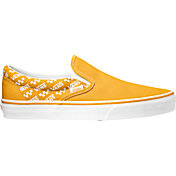 Vans Classic Slip-On Logo Repeat Shoes