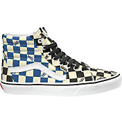 Vans SK8-Hi Big Check Canvas Shoes