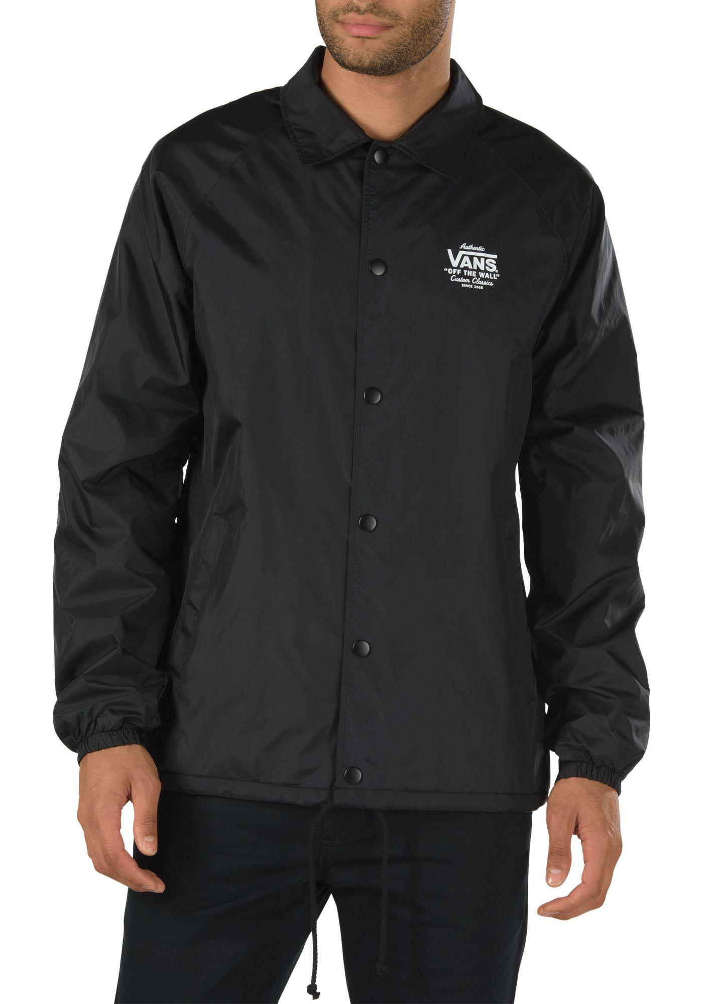 Vans Men's Torrey Coaches Jacket