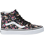Vans Kids' Grade School Sk8-Hi Floral Shoes