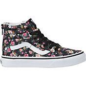 Vans Kids' Preschool Sk8-Hi Floral Shoes