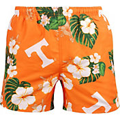 FOCO Men's Tennessee Volunteers Tennessee Orange Floral Shorts