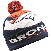 FOCO Men's Denver Broncos Light Up Navy Knit