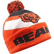 FOCO Men's Chicago Bears Light Up Orange Knit
