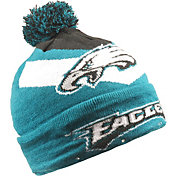 FOCO Men's Philadelphia Eagles Light Up Teal Knit