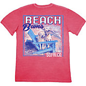 Southern Fried Cotton Women's Beach Bums T-Shirt