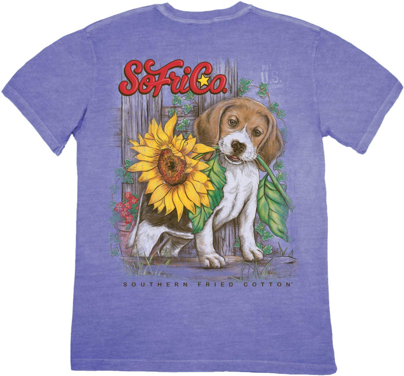 Southern Fried Cotton Women's Sunny T-Shirt
