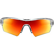 Under Armour Youth Tuned Baseball Menace Sunglasses