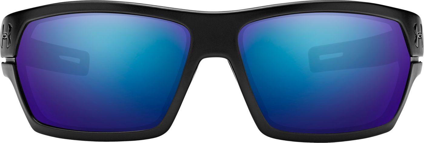 Under Armour Men's Battlewrap Polarized Sunglasses