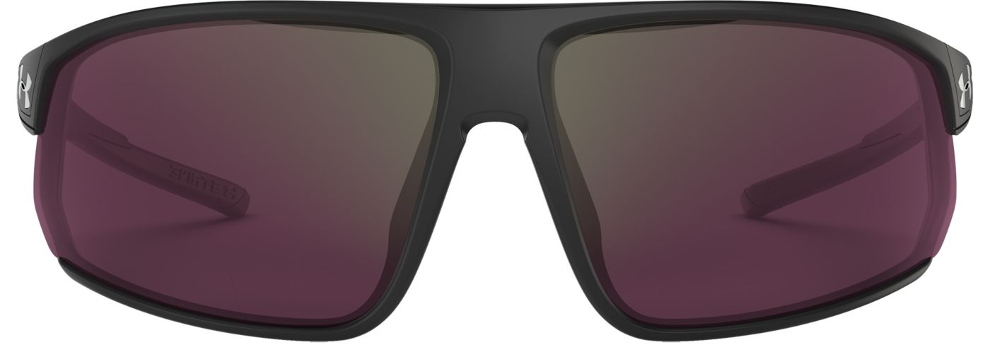 Under Armour Men's Tuned Golf Strive Sunglasses
