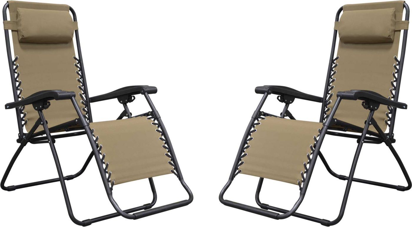 Caravan Sports Infinity Zero Gravity Chair 2-Pack