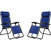 Caravan Sports Infinity Zero Gravity Chair 2-Pack