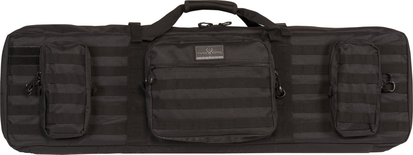 Evolution Outdoor Tactical Double Rifle Case