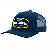 Up North Trading Company Men's Bass Snapback Hat