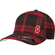 Up North Trading Company Men's Plaid Flexfit Hat