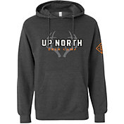 Up North Trading Company Men's Deer Camp Hoodie