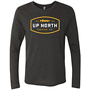Up North Trading Company Northern Muskie Long Sleeve T-Shirt