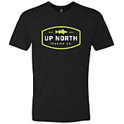 Up North Trading Company Men's Walleye T-Shirt