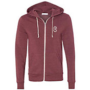 Up North Trading Company Men's Zip Up Hoodie