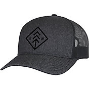 Up North Trading Company Men's Blackout Mesh Trucker Hat