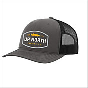 Up North Trading Company Men's Northern/ Muskie Snapback Hat