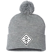 Up North Trading Company Adult Pom Beanie